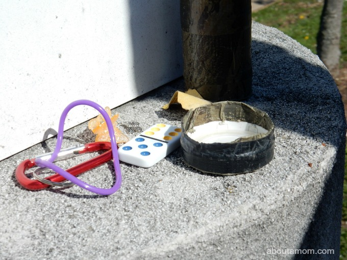 Making the Most of Spring Break by Geocaching