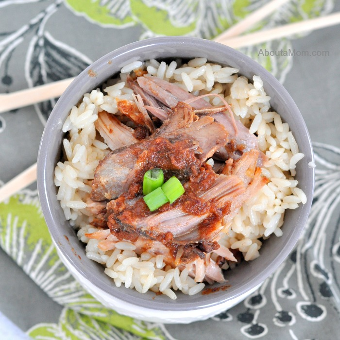 Slow Cooker Asian Pork Recipe