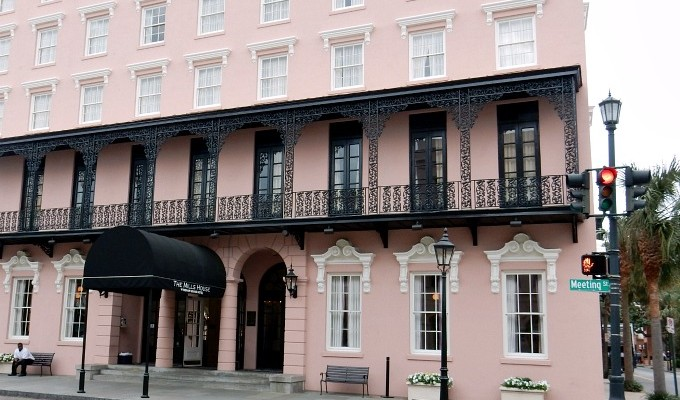 That Time I Stayed in a Haunted Charleston Hotel