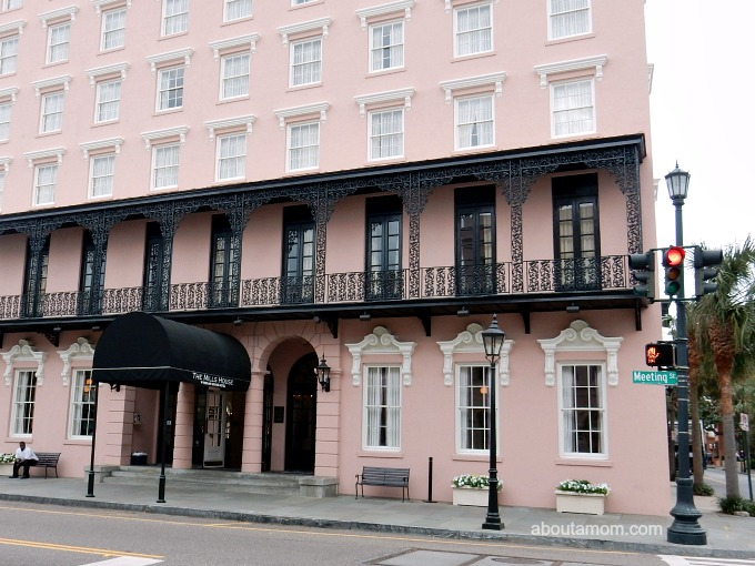 The Mills House Is Much More Than A Haunted Charleston Hotel Located In Center