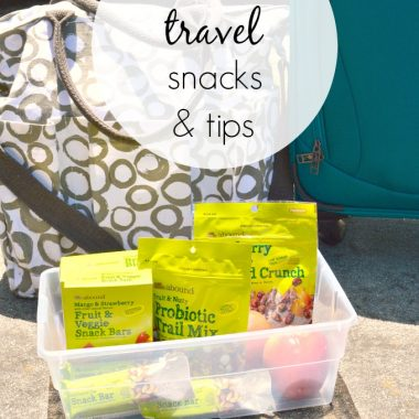 Longer days, a change in routine, and exposure to germs are just a few of the things that can make you sick while traveling. Avoid illness when you travel with these tips and healthy travel snack ideas.
