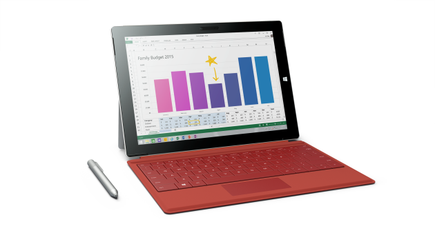 Surface3 Twitter Party