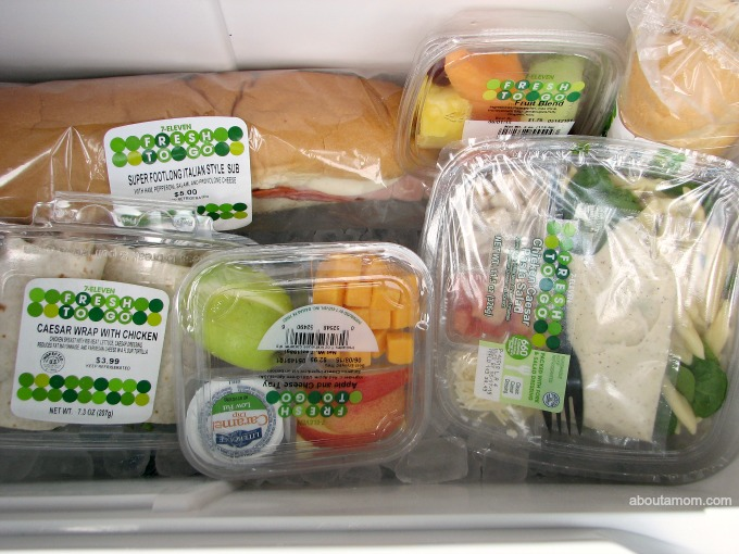 Fuel Your Road Trip This Summer With Fresh Food From 7 Eleven