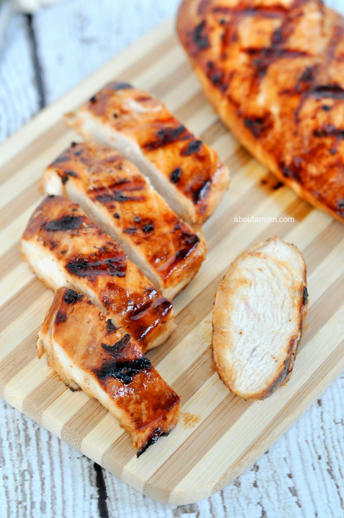 Grilled Ginger Soy Chicken Recipe
