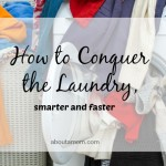 Conquer the Laundry, Smarter and Faster with Tide® HE Turbo Clean™