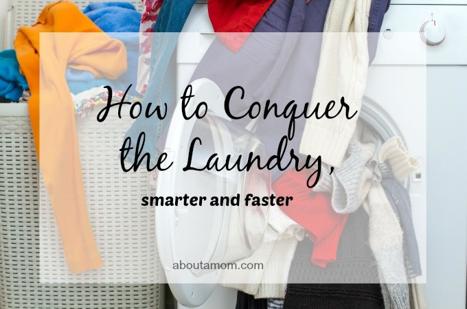 How to Conquer the Laundry, Smarter and Faster with Tide® HE Turbo Clean™