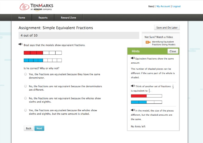 How to Stop the Summer Slide with TenMarks Summer Math Program