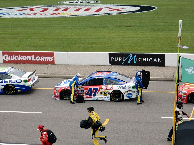 Hungry Jack Racing, and What I Learned About NASCAR