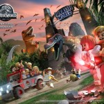 LEGO Jurassic World Video Game Giveaway