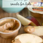 Simple and Healthy Snacks for Kids, Great for On-The-Go