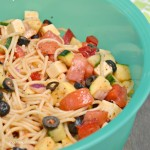 Potluck Spaghetti Salad Recipe