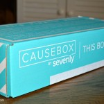 What's inside the Summer 2015 CAUSEBOX by Sevenly?