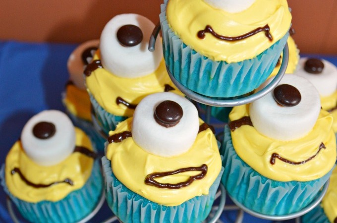 Celebrate MINIONS the movie in theaters on July 10 with these fun Minions party ideas.