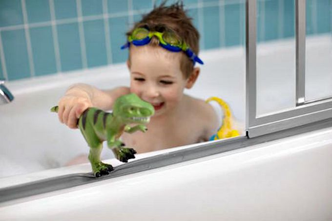 Bath Time Tips For Safe Bathing About A Mom