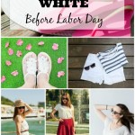 5 Ways to Wear White Before Labor Day