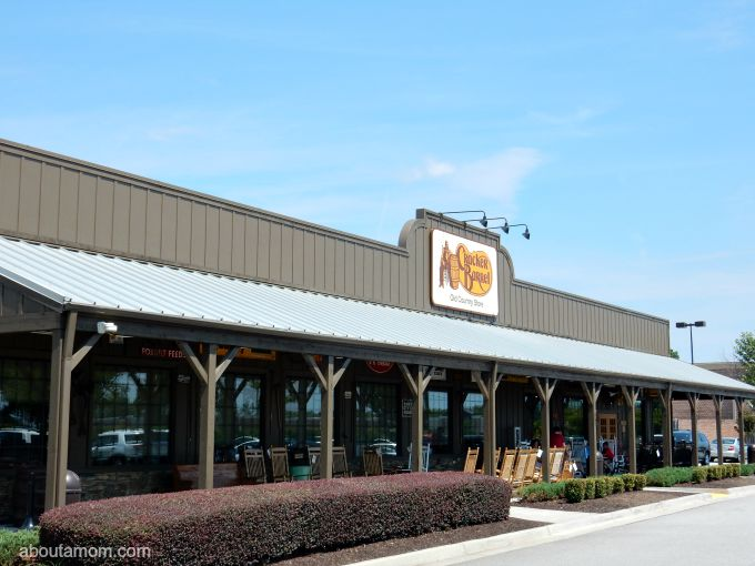 3 Reasons To Keep Going Back to Cracker Barrel - About A Mom