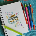 Join the BIC Fight For Your Write movement to save handwriting. Writing sparks creativity. It boosts self-confidence, makes better readers, and can help improve critical thinking skills.