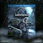 Jurassic World Coming to DVD and Blu-ray on October 20th