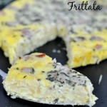 Slow Cooker Frittata Recipe
