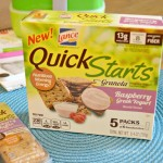 Back-to-School with Lance Quick Starts