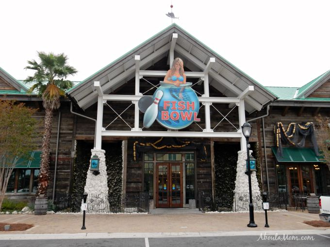 Destin Resturants - Uncle Buck's Fish Bowl & Grill