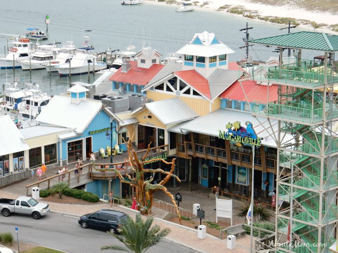 Jimmy Buffett's Margaritaville Restaurant in Destin