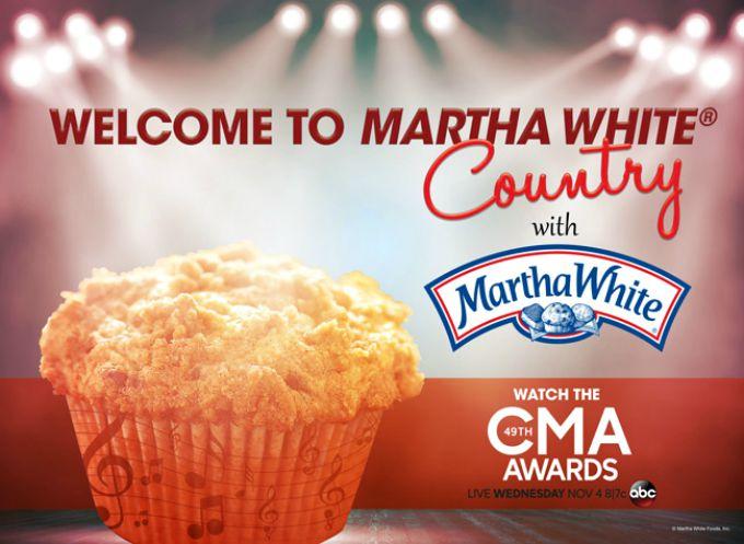 Martha White CMA Awards Sweepstakes