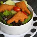 Prehistoric Salad - Meal Time Fun and the Tyson Project A+™ Program