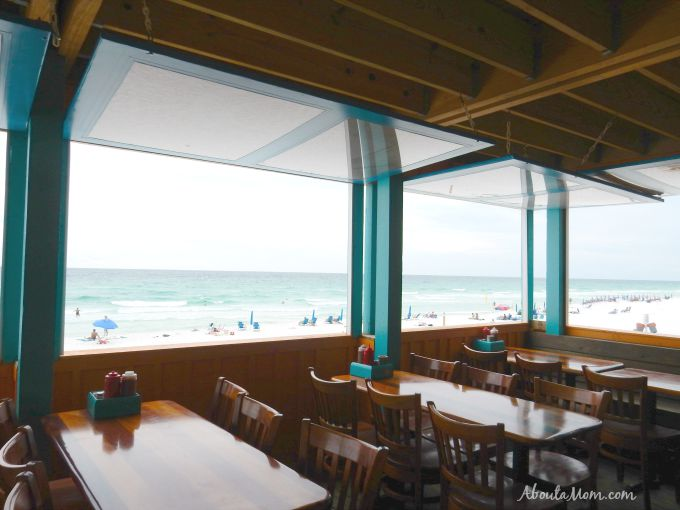 The Back Porch Restaurant in Destin
