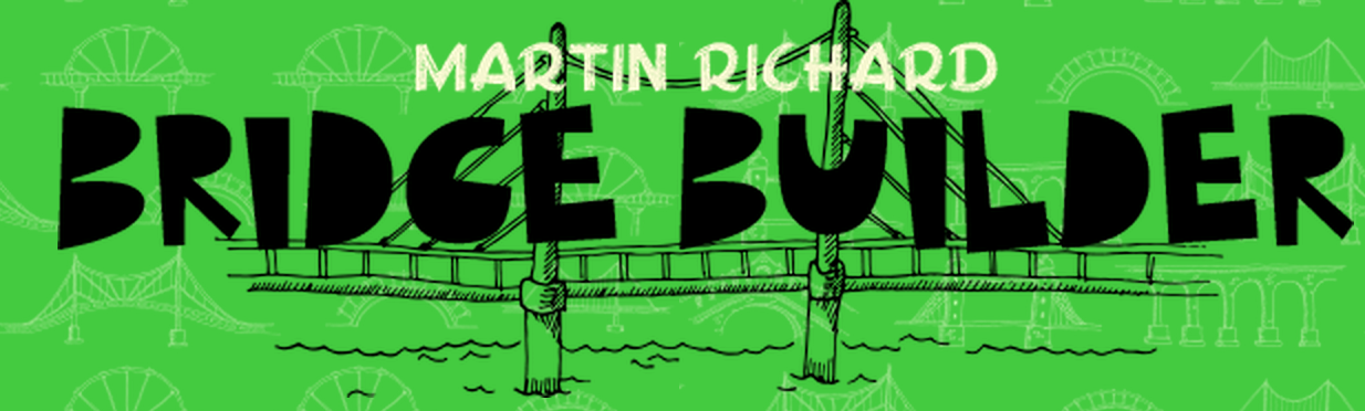 The Martin Richard Bridge Builder campaign is intended to continue spreading Martin's belief of bringing people together by challenging kids, teens and families across the country to spread peace through service projects or simple acts of kindness.