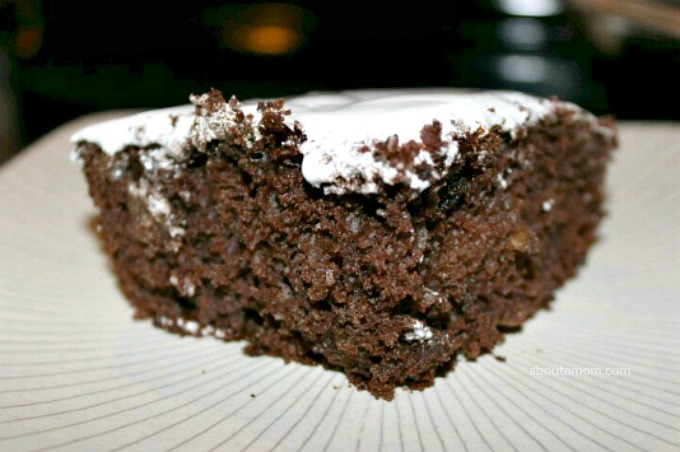 Ridiculously Easy 3-Ingredient Potluck Cake