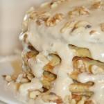 Bobby Flay's Carrot Cake Pancakes Recipe