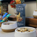 An Adventure in Food with Sahale Snacks
