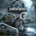 Jurassic World on Blu-ray