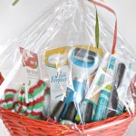 Have Yourself a Pedi Perfect Holiday with a DIY Pedicure Gift Basket!