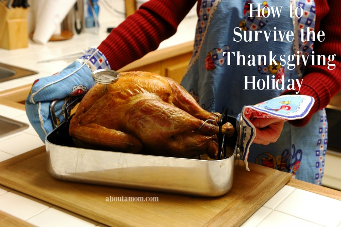 How to Survive the Thanksgiving Holiday