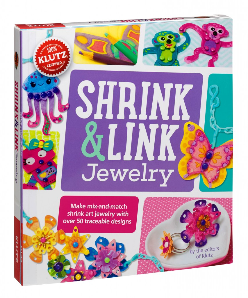 KLUTZ Shrink And Link Jewelry