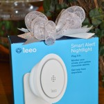 It's fun to decorate for the winter holidays, but holiday decorations can increase your risk for a home fire. As you deck the halls this season, be fire smart with a LEEO Smart Alert Nightlight.