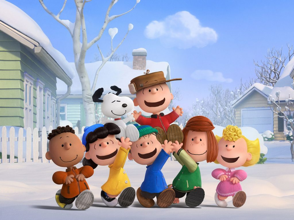 The Peanuts Gang Comes to the Big Screen in The Peanuts Movie