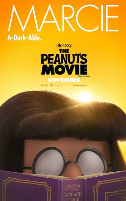 The Peanuts Movie - Marcie