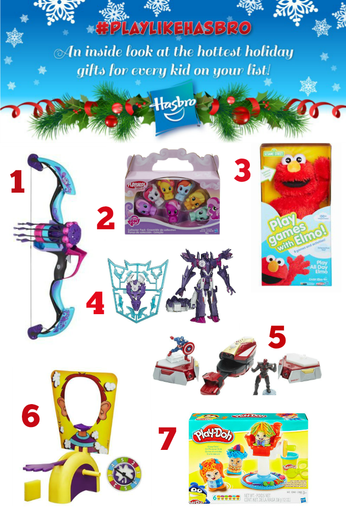 Hasbro's Hottest Holiday Gifts for Every Kid on Your List
