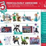 The Kmart Fab 15 Toys List boasts ridiculously awesome toys and games for kids of all ages and stages.