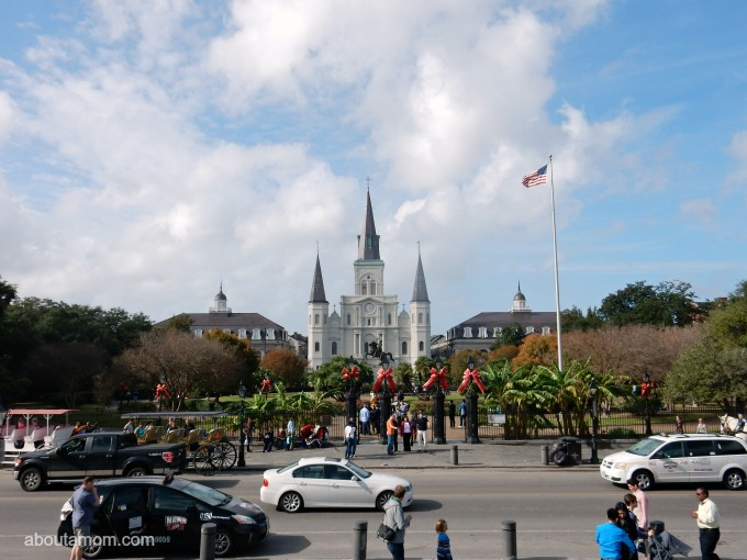 Historic Charm, Jazz, Comfy Shoes and Good Eats in New Orleans
