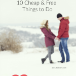 10 Free and Cheap Ways to Celebrate Valentine's Day