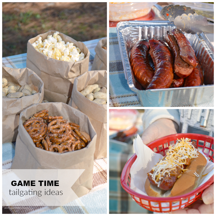 Throw the ultimate game day party with these tailgating ideas.