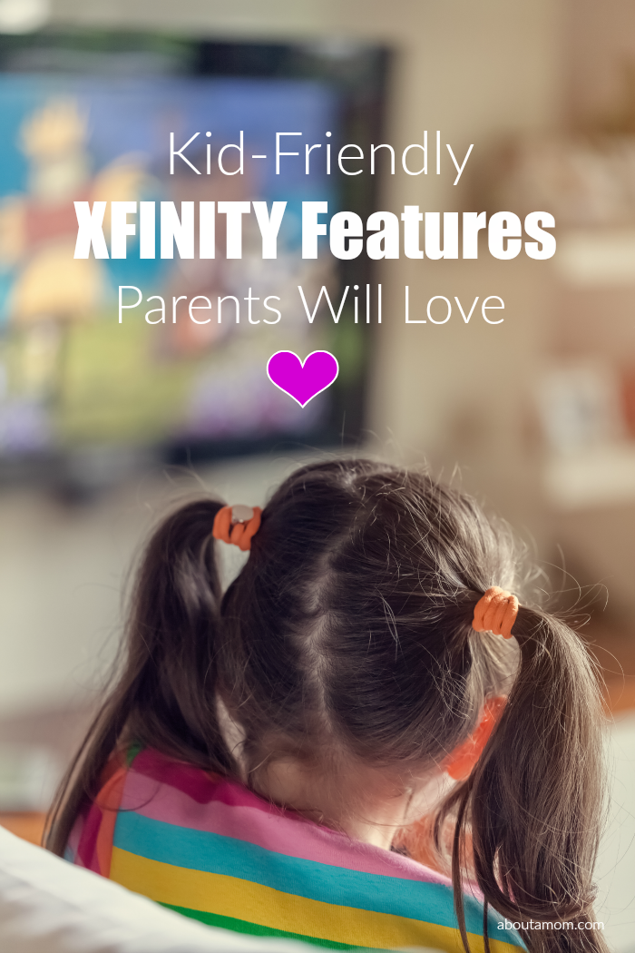 Kid-Friendly XFINITY Features Parents Will Love