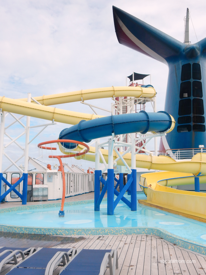 Things Grandparents and Kids can do on a Cruise