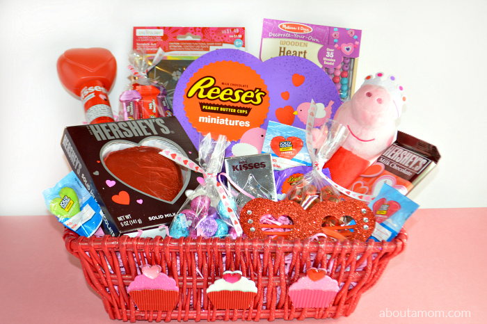 Valentine S Day Basket Ideas For Kids About A Mom