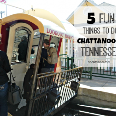 Nestled in the Tennessee Mountains, Chattanooga is a such a great family-friendly city to visit. Here are 5 fun things to do in Chattanooga, Tennessee.