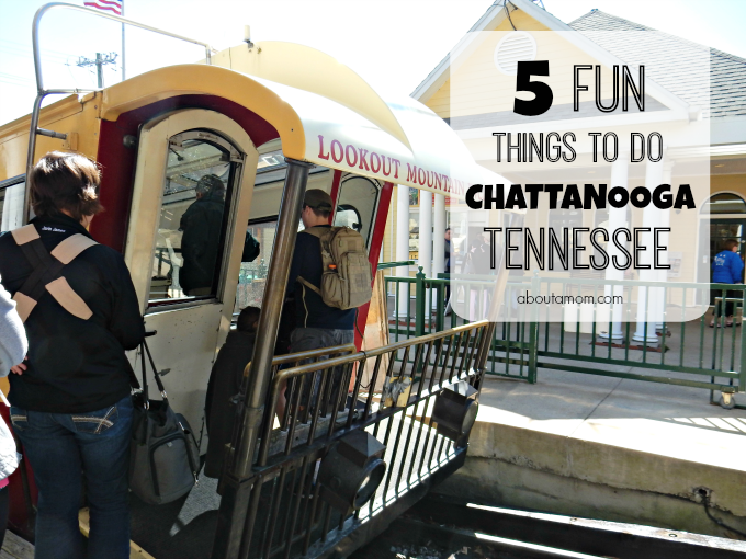5 Fun Things To Do In Chattanooga Tennessee About A Mom